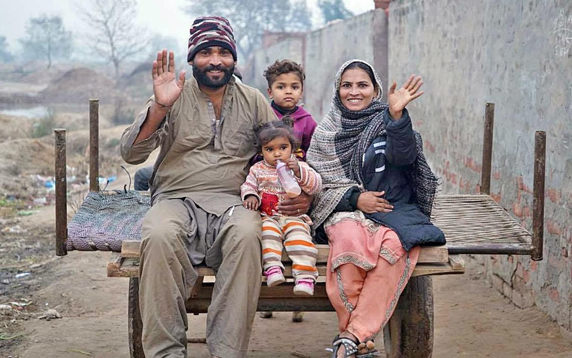 pakistan fundacja bless